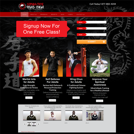 Combative Wing Chun